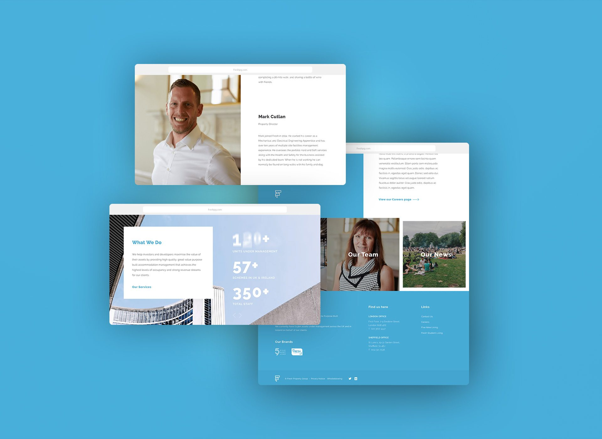 Mallard & Claret - Projects - Top 100 UX/UI & Wordpress